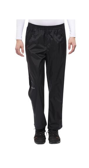 Marmot PreCip Full Zip Pant Short Women Black